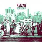 "Pochette de l'album ""Uchronia"" de Keizan"